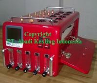 Gas Sampler Ambient