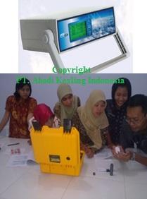 Peralatan Sampling Secara Otomatis