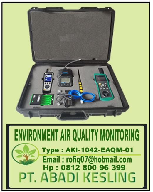 Environment Air Quality Monitoring