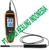 Flow Meter Anemometer