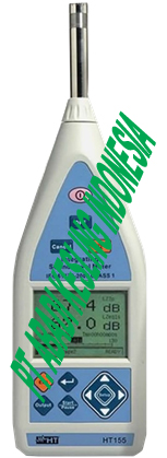 Sound Level Meter Class 1 With Analysis Of 1/3 Octave Band