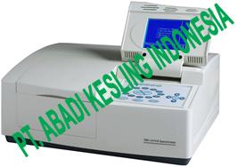Double Beam UV-Vis Spectrophotometer 4