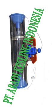 WATER SAMPLING (VERTICAL WATER SAMPLER)