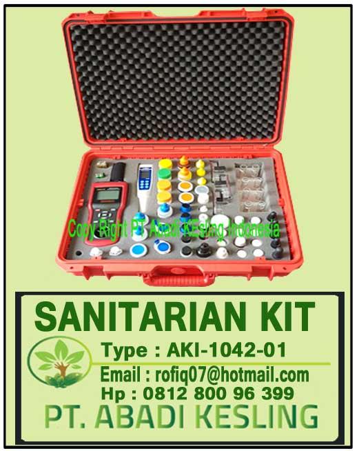 Sanitarian Kit, AKI-1042-01