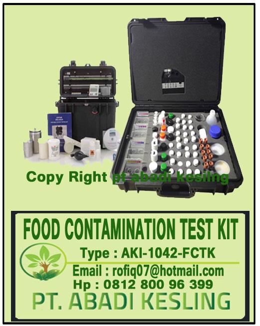 Food Contamination Test Kit, AKI-1042-FCTK