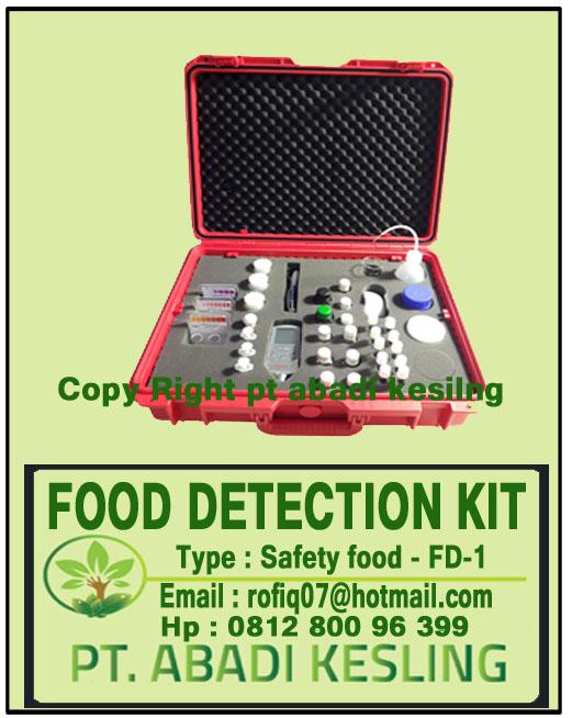 Food Detection Kit