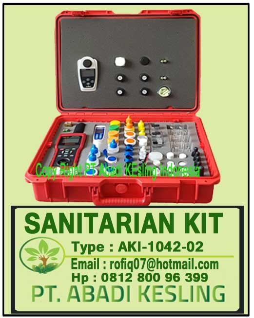Sanitarian Kit, AKI-1410-02