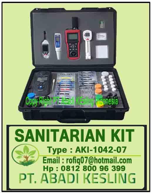 Sanitarian Kit, AKI-1410-07