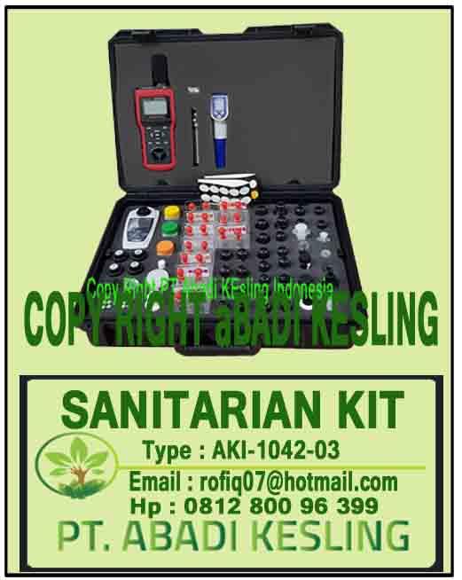 Sanitarian Kit AKI-1410-03