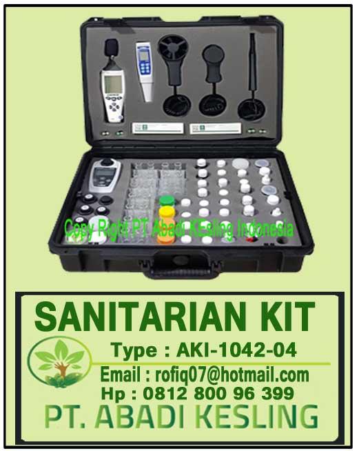 Sanitarian Kit, AKI-1410-04
