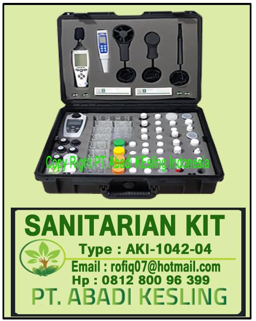Sanitarian Kit AKI-1410-05