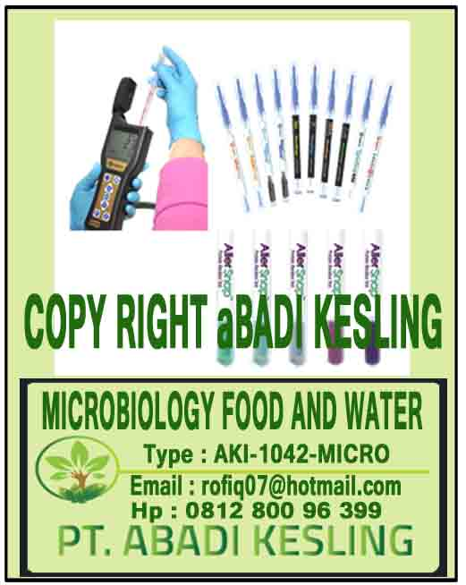 Microbiology Food And Water