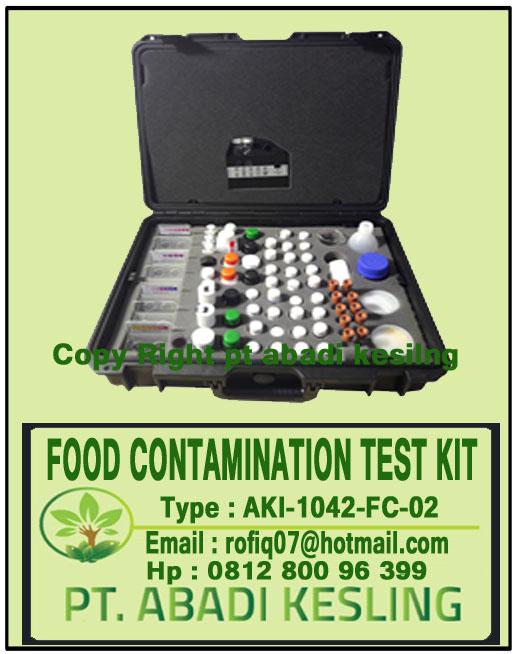 Food Contamination Test Kit 2