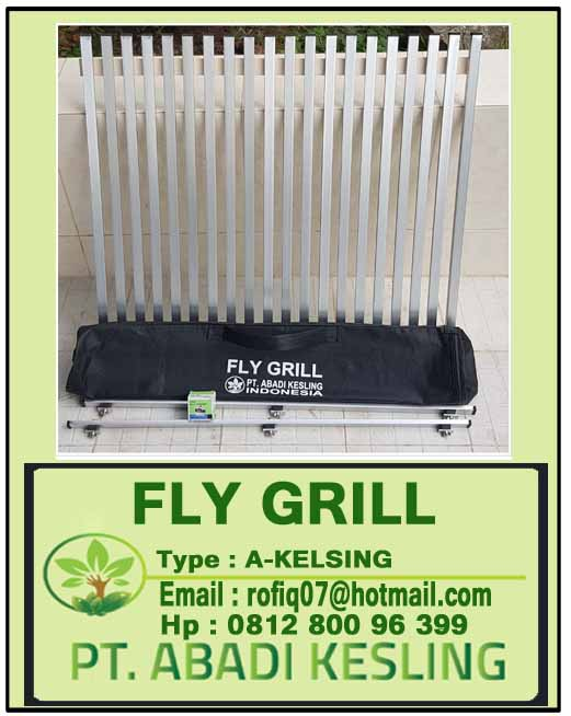 Fly Sweep Net (Fly Grill)