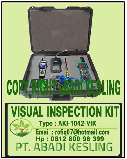 Visual Inspection Kit