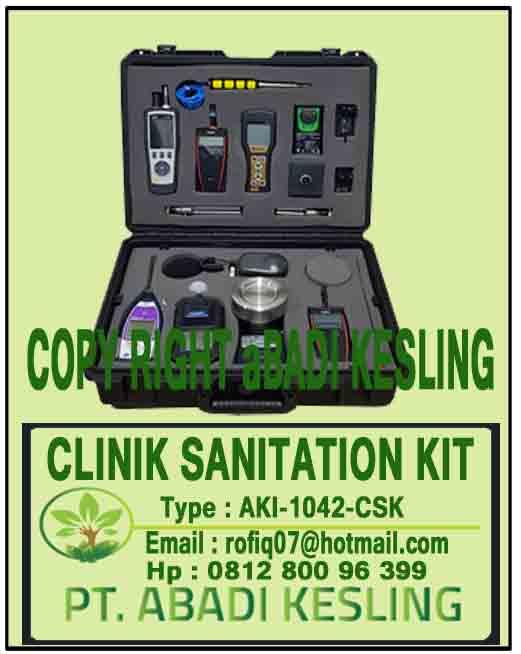 Clinic Sanitation Kit
