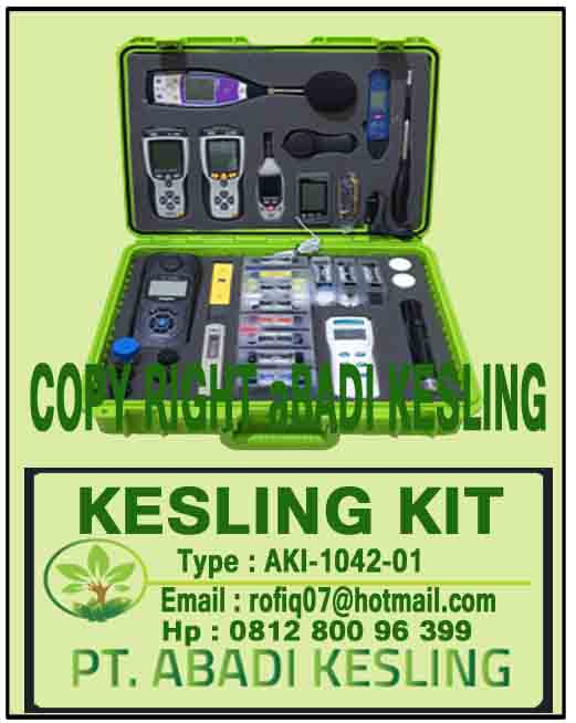 DAK Kesling Kit 2021