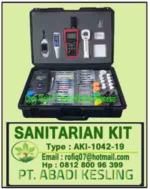 Sanitarian kit-AKI-1042-19