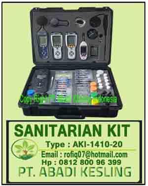 Sanitarian Kit AKI-1042-20