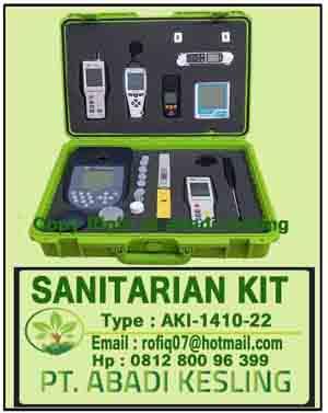 Sanitarian Kit type AKI-1042-31
